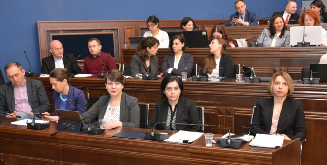 State Agencies Present Reports on the Implementation of Public Defender's Recommendations
