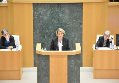 Public Defender's Speech relating to the Draft Law on the Rule of Election of Members of the Supreme Court of Georgia