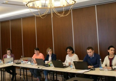 Working Meeting of the Consultative Council of Persons with Disabilities of the Public Defender