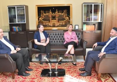Public Defender Met with the Representatives of Muslim Community