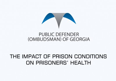 THE IMPACT OF PRISON CONDITIONS ON PRISONERS' HEALTH