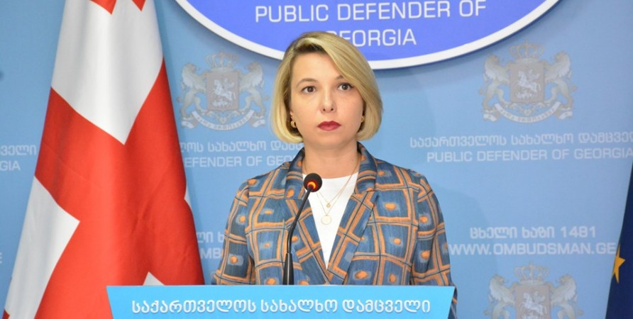Public Defender of Georgia Responds to the Events Developed on Rustaveli Avenue on June 20-21