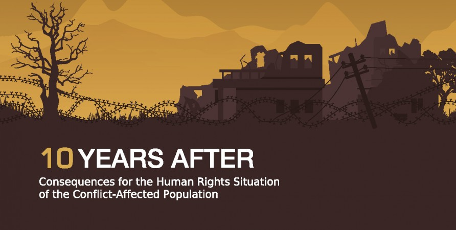 Public Defender Responds to Rights Situation of Conflict-Affected Persons Ten Years after 2008 War
