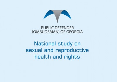 National study on sexual and reproductive health and rights