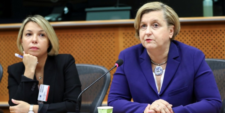 Public Defender Delivers Speech at the Event Held in the European Parliament