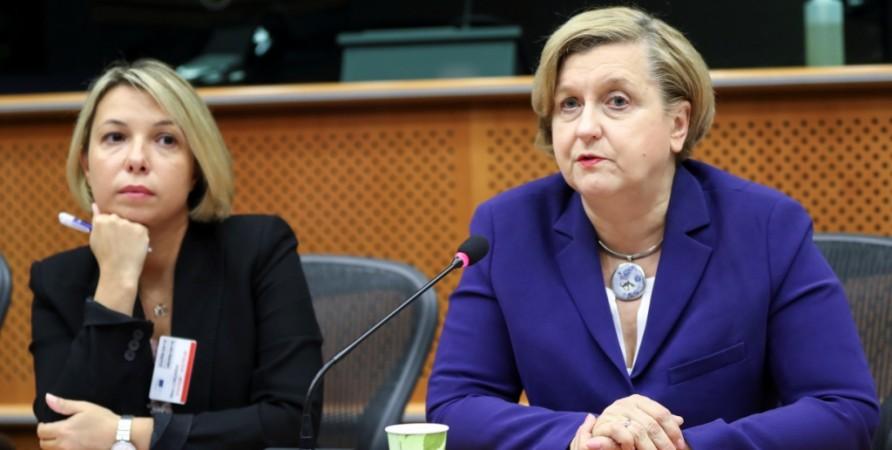 სახალხო დამცველი ევროპარლამენტში გამართულ ღონისძიებაზე მოხსენებით წარსდგა