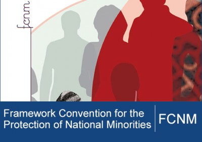 Advisory Committee on the Framework Convention for the Protection of National Minorities of the Council of Europe Welcomes the Performance of the Publ ...