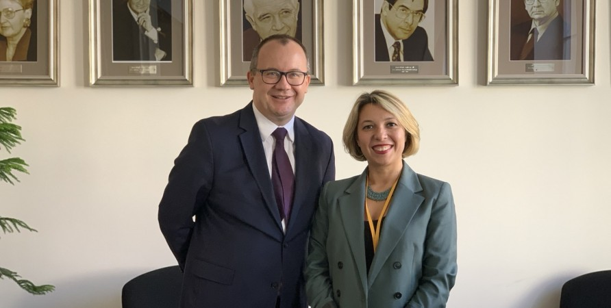 Public Defender of Georgia Meets with Polish Ombudsman