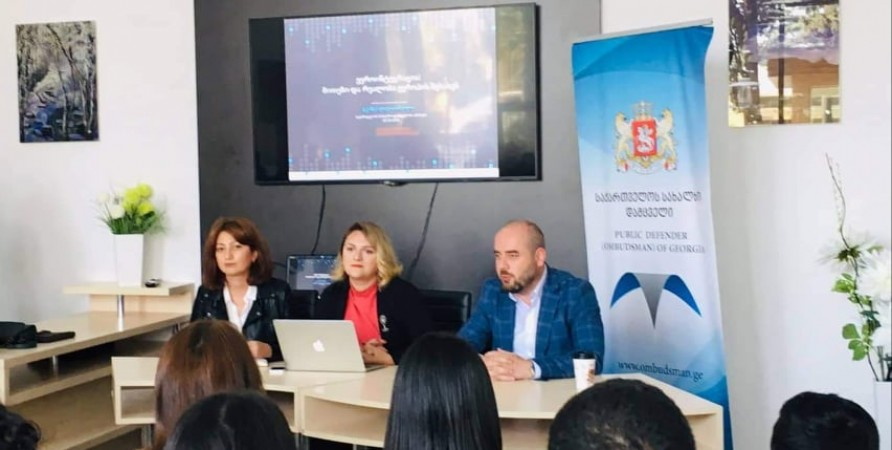 Lecture in Marneuli - European Integration: Myths and Reality about Europe