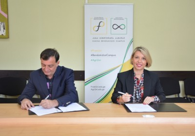 Memorandum of Understanding with Free University of Tbilisi