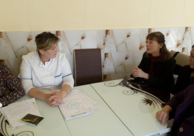 Meeting with the Staff of the Rehabilitation Center for Persons with Disabilities in Mestia Municipality