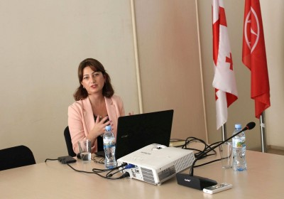 Meeting on Violence against Women and Domestic Violence in Bolnisi