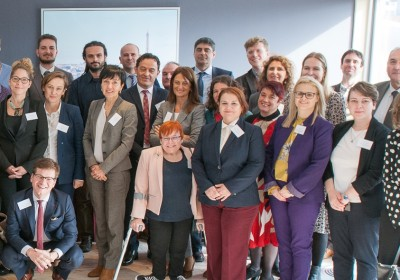 Deputy Public Defender Visits European Network of Equality Bodies