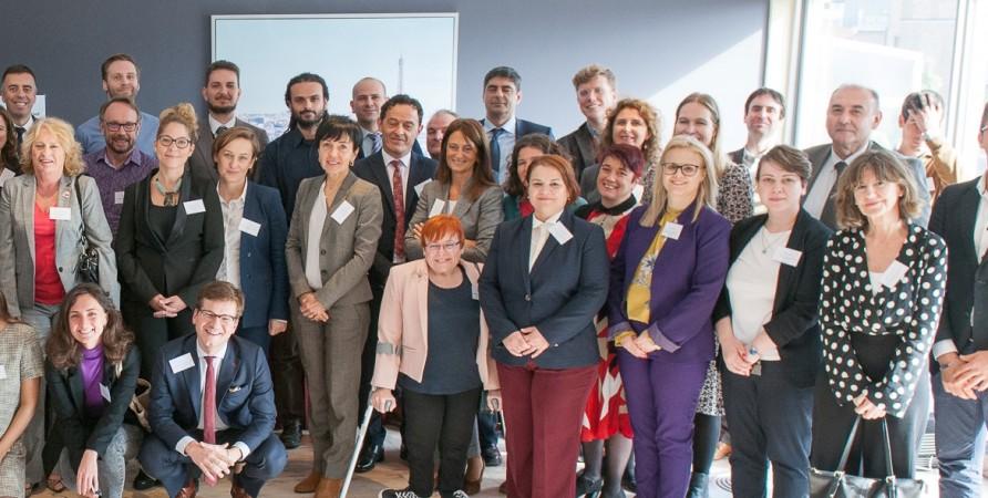 Deputy Public Defender Visits European Network of Equality Bodies