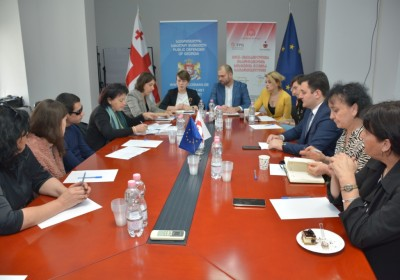 Working Meeting on the Deaf and Blind Persons' Right to Education