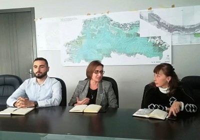 Meetings in Mestia Municipality