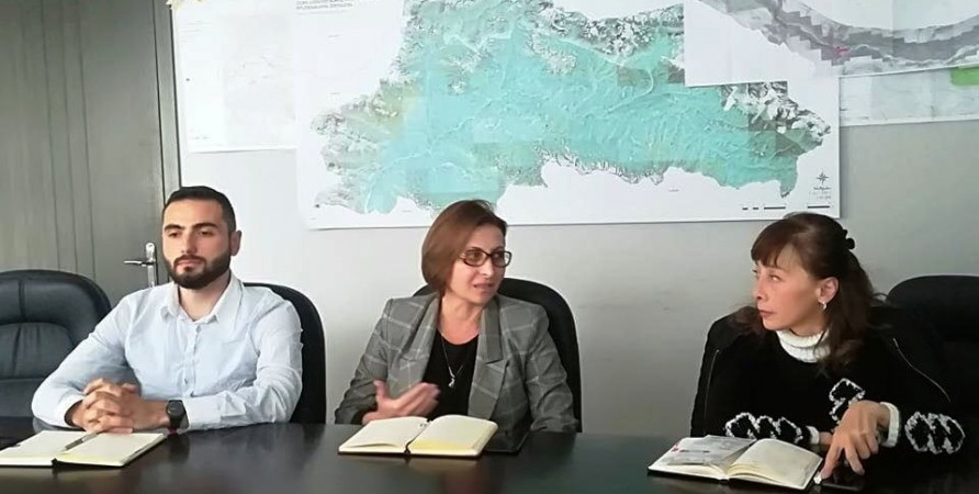 Meetings in Mestia Municipality