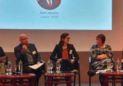 ადამიანის უფლებათა ეროვნული ინსტიტუტების ევროპული ქსელის (ENNHRI) ყოველწლიური კონფერენცია