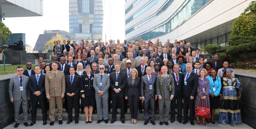 The 11th International Conference of Ombuds Institutions for the Armed Forces
