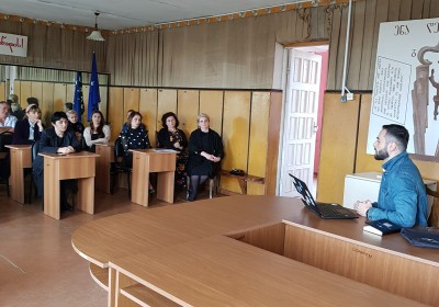 Meeting on Violence against Women and Domestic Violence in Kakhati