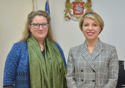 Meeting with the Ambassador of the Kingdom of Norway