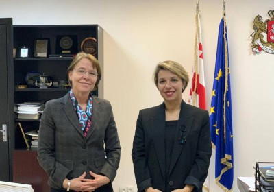 Public Defender Meets with the Ambassador of the Kingdom of the Netherlands