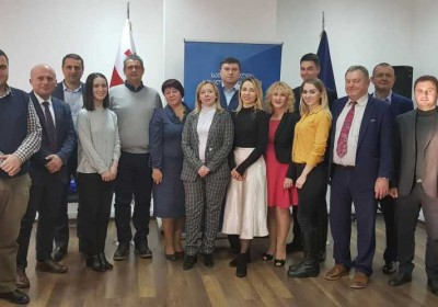 Study Visit of Ukrainian Delegation
