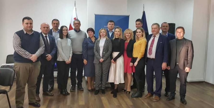 Study Visit of Ukrainian Delegation