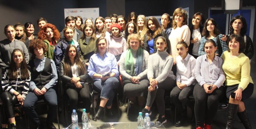 Online Conference at Caucasus International University
