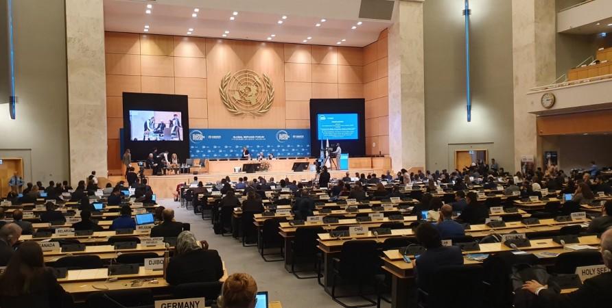 სახალხო დამცველის აპარატმა ნებაყოფლობითი ვალდებულებები წარადგინა ლტოლვილთა გლობალურ ფორუმზე