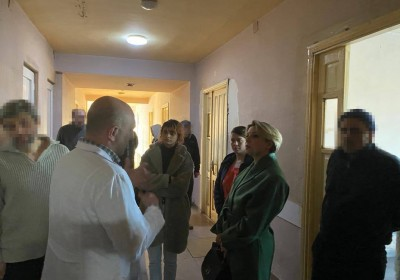 Public Defender Visits Tbilisi Mental Health Center