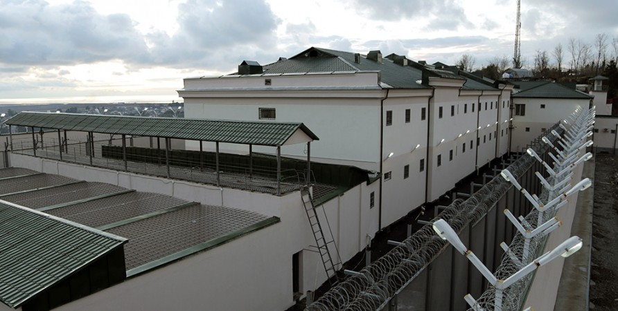 Public Defender's Report on Monitoring of High-Risk Prison No 3