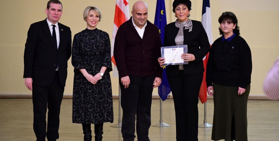 Embassy of France Awards Human Rights Defenders
