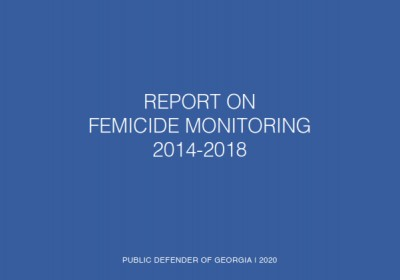 Public Defender's Online Conference on Prevention and Monitoring of Femicide