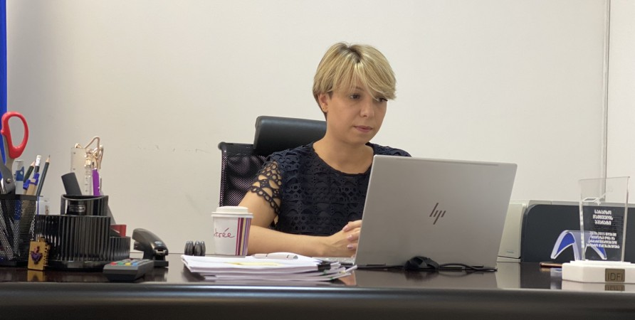 Online Meeting with Local Monitoring Missions