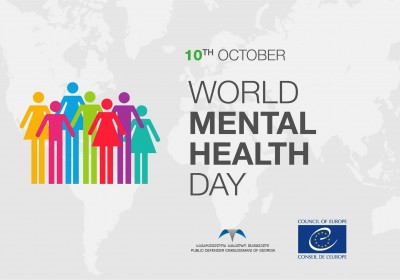 Joint Statement by Public Defender and Council of Europe Office in Georgia on World Mental Health Day
