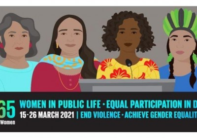 Interactive Dialogue on Elimination of Violence against Women in Public Life
