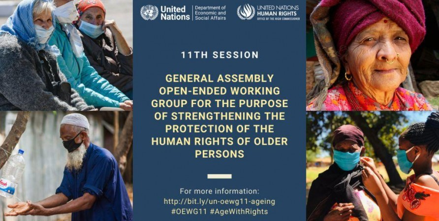 Public Defender's Speech at 11th Session of UN  Open-Ended Working Group on Aging