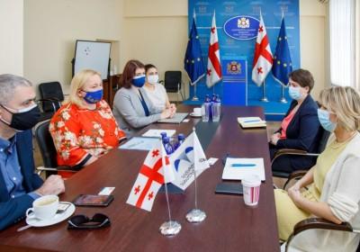 UNDP Expresses Support to Public Defender of Georgia