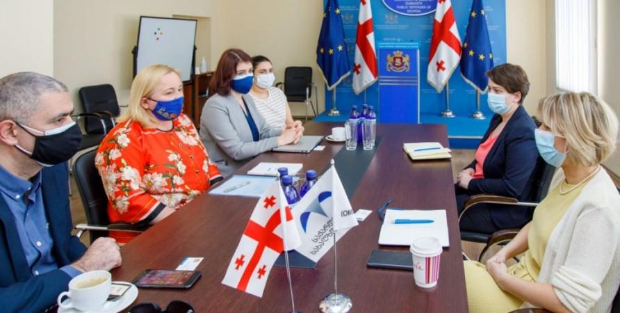 ՄԱԿ-ի զարգացման ծրագիրը իր աջակցությունն է հայտնել Վրաստանի ժողովրդական պաշտպանին