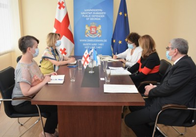 Meeting with UNFPA Regional Representatives