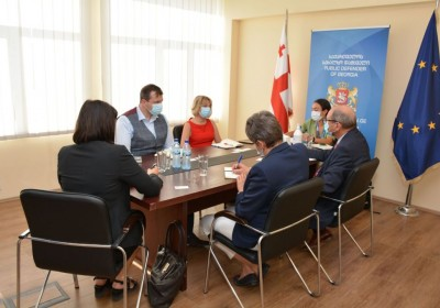 Meeting with Head of OSCE/ODIHR Election Observation Mission