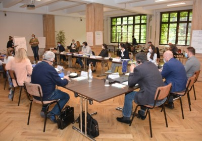 International Training on Forced Return of Migrants from EU Countries
