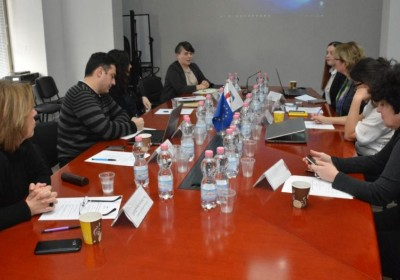 Meeting of Public Defender's Consultative Council of Protection and Monitoring of Child's Rights