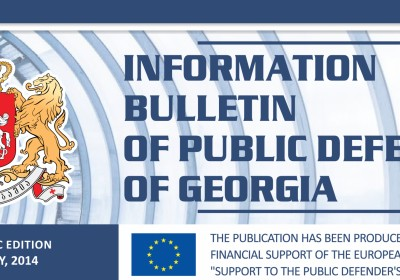 Bulletin - Periodic Edition, January, 2014