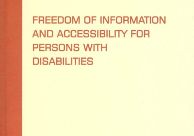 Freedom of Information and accessibility for Persons with Disability