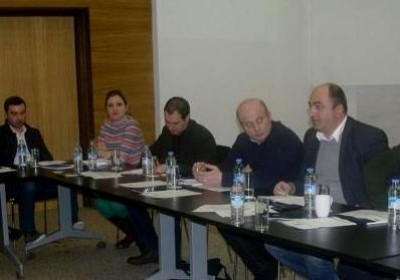 The Public Defender holds a working meeting with newly-elected members of the Special Preventive Group