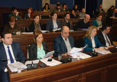 Report of the Ministry of Internal Affairs of Georgia on Fulfillment of Recommendations of the  Public Defender