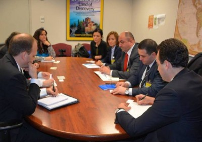 Visit of the Public Defender to the United States