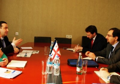 Meeting with Members of the Council of Europe Delegation